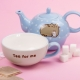 Pusheen - Tea For One Set thumbnail image 1
