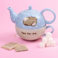 Pusheen - Tea For One Set