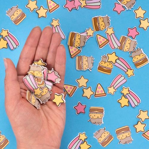 Pusheen - Confetti Large Image
