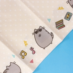 Pusheen Party - Papier Tischdecke (200 x 120cm)