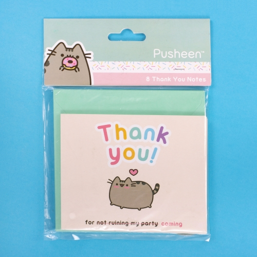 Pusheen - Thank You Notes