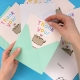 Pusheen - Thank You Notes thumbnail image 2