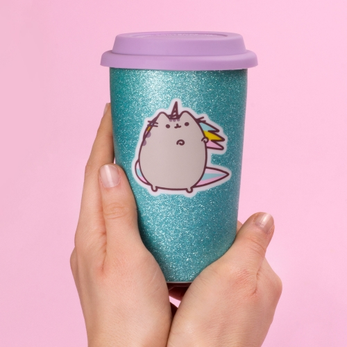 Pusheen - Ceramic Travel Mug - Unicorn