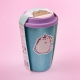 Pusheen - Ceramic Travel Mug - Unicorn thumbnail image 4