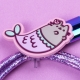 Pusheen - USB Charging Cable - Mermaid thumbnail image 3