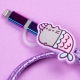 Pusheen - USB Charging Cable - Mermaid thumbnail image 4