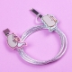 Pusheen - USB Charging Cable - Unicorn thumbnail image 3