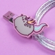 Pusheen - USB Charging Cable - Unicorn thumbnail image 2