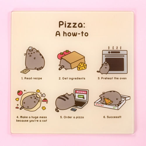Pusheen - Worktop Saver Square Large Image