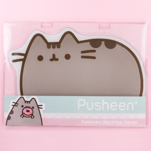 Pusheen - Glass Worktop Saver Large Image