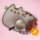 Pusheen - Glass Worktop Saver thumbnail image 1