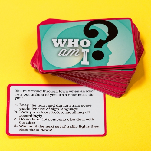 Quiz Factory - Who am I?
