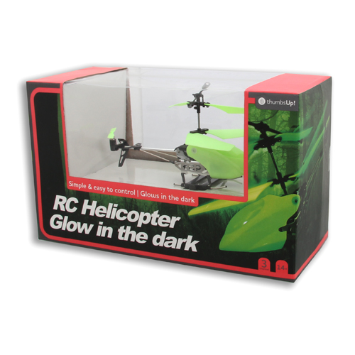 RC Helicopter - Glow In The Dark Helicopter