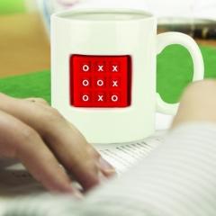 Tic Tac Toe Mug