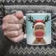 Reindeer Mug thumbnail image 3