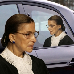 Ride With Ruth Bader Ginsburg
