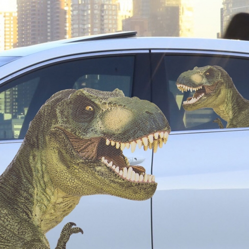 Ride With T-Rex