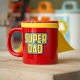 Super Dad Mug thumbnail image 0