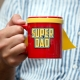 Super Dad Mug thumbnail image 3
