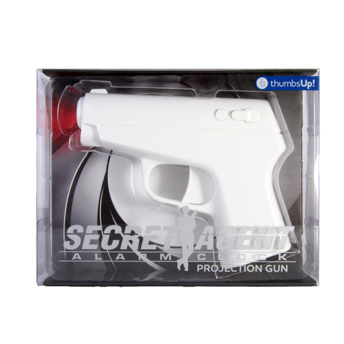 Secret Agent Alarm Clock Large Image