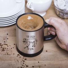 Sloth Self Stirring Mug