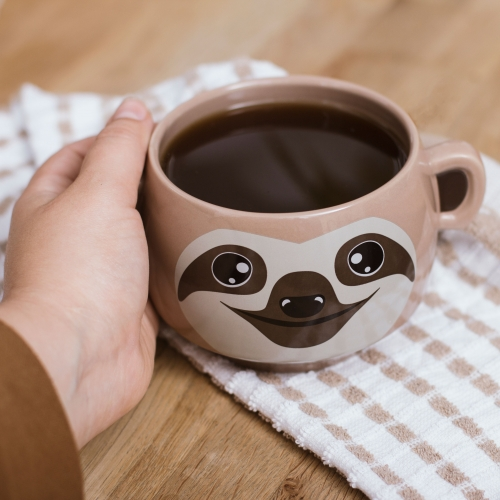 Sloth Mug Large Image