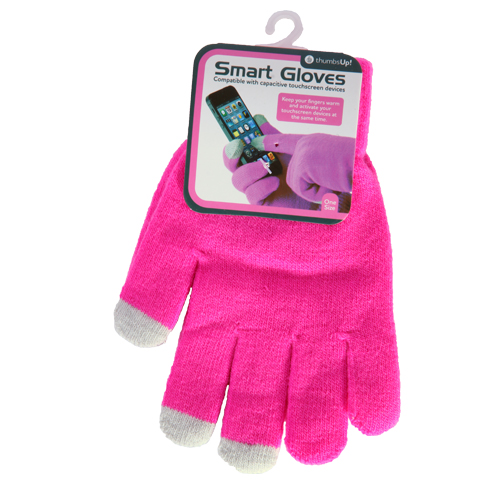 Smart Glove - Touch Glove for Smartphone - Pink