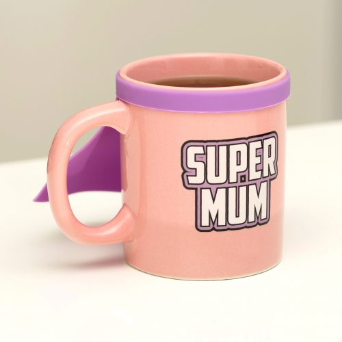 Super Mum Mug Large Image