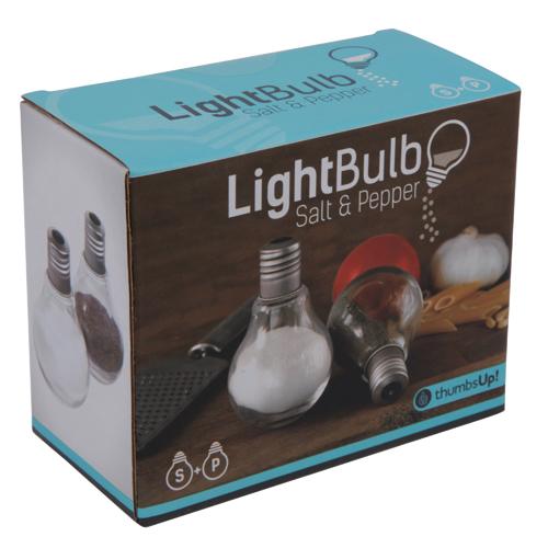 Salt n Pepper Light Bulbs Large Image