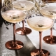 Vintage Champagne Saucers thumbnail image 5