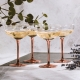 Vintage Champagne Saucers thumbnail image 0