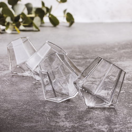 Diamond Shot Glasses Large Image