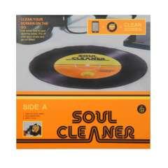 Soul Cleaner - Mikrofasertuch im Vinyl Design
