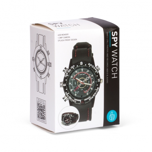 Spy Watch - 4GB Large Image