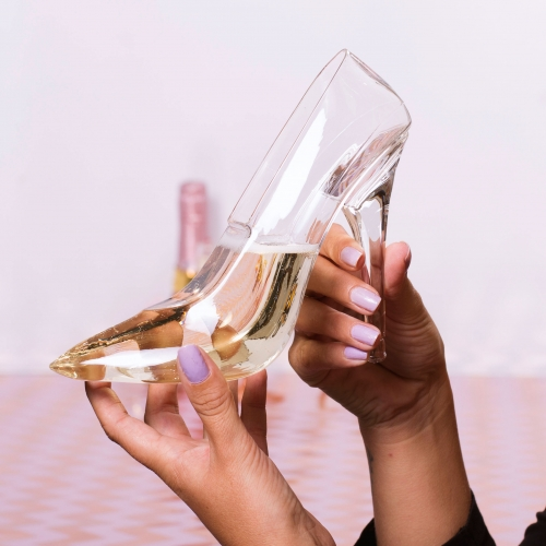 Stiletto Champagne Glass