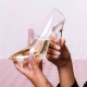 Stiletto Champagne Glass thumbnail image 0