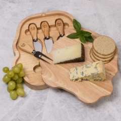 Original Stormtrooper - Cheese board with cheese knifes
