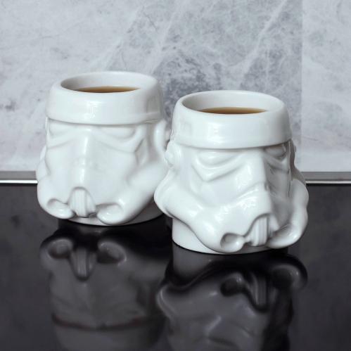 Original Stormtrooper - Espresso Mug Set Large Image