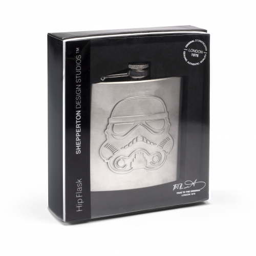 Original Stormtrooper - Hip Flask