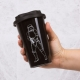 Original Stormtrooper - Ceramic Travel Mug - Black thumbnail image 0