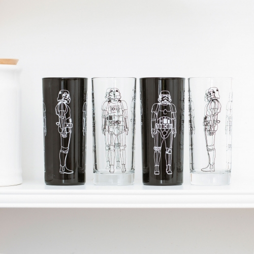 Original Stormtrooper - pack of 4 tumblers