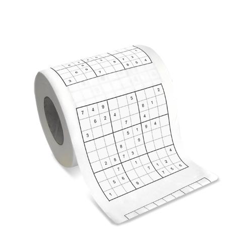Sudoku Toilet Roll Large Image
