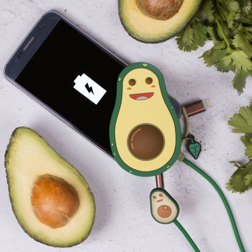 Avocado Shaped Powerbank - 2200 mAh