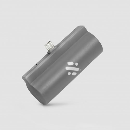 Shot - 2K- Mini Emergency Charger - 2000mah - Android
