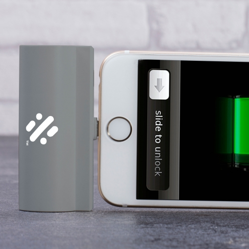 Shot - 2K- Mini Emergency Charger - iPhone