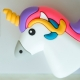Unicorn Shaped Powerbank  thumbnail image 3