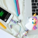 Unicorn Shaped Powerbank  thumbnail image 1