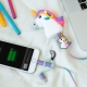 Unicorn Shaped Powerbank  thumbnail image 0