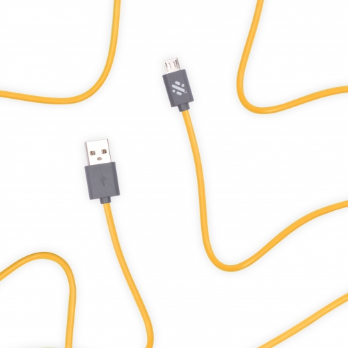 Link - Micro Charge & Sync Cable 1m - Yellow