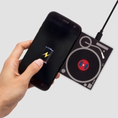 LP Record Wireless Charger